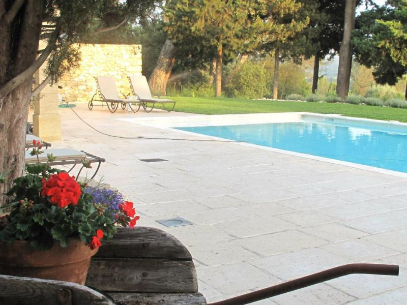 The pool is 15m x 6m and just beautiful for those hot lazy afternoons.