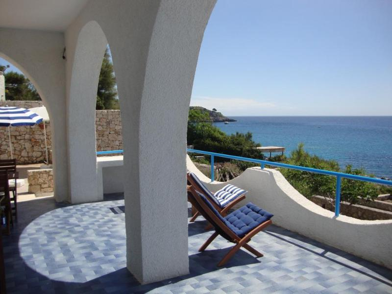 Villa Meris, holiday rental in Vaste