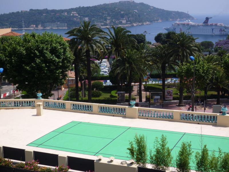 View to Cap Ferrat