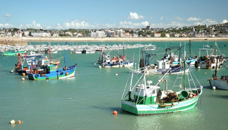Port de pêche locale