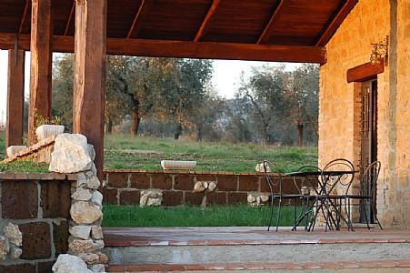 Vescovile Villa Sleeps 4 with Pool - 5228741, vacation rental in Casperia