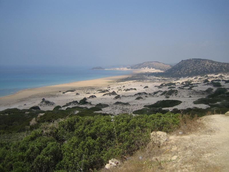The fabulous Golden Beaches of The Karpaz