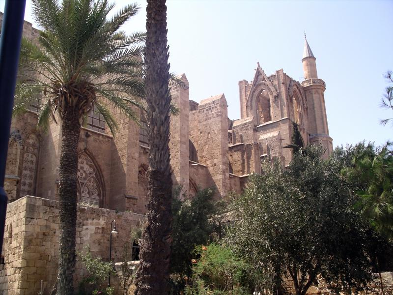 Take a day trip into the town of Famagusta, Northern Cyprus