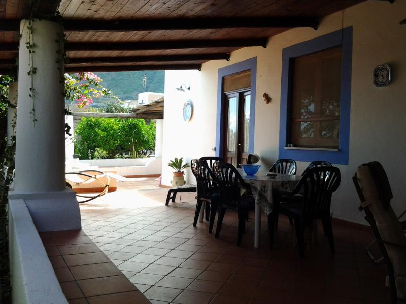 isole Eolie Salina, holiday rental in Malfa