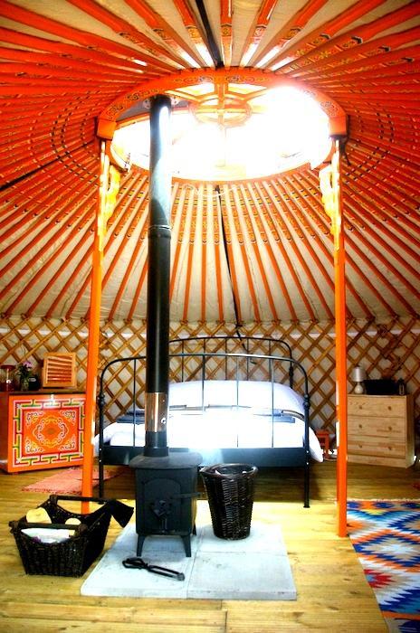 Crown wheel in Yurt