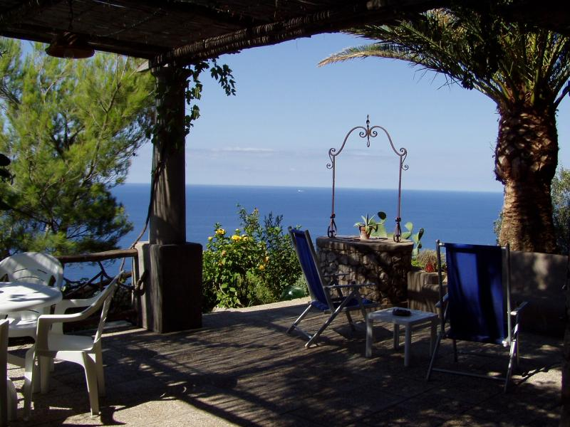 Terrace La Pergola