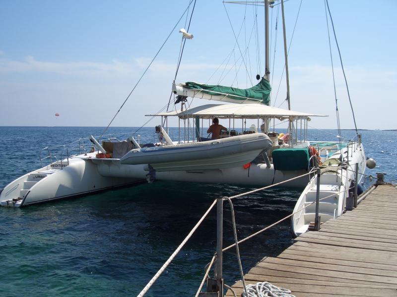 Try a catamaran trip