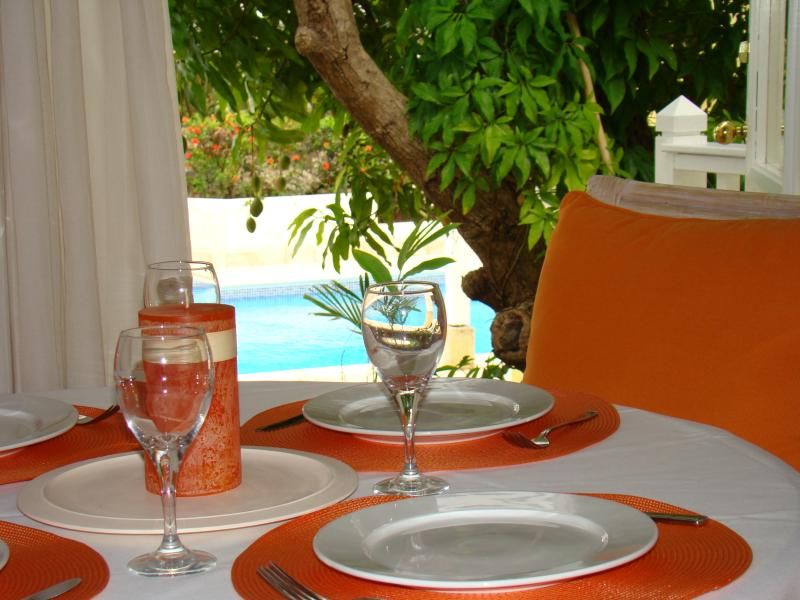 Fine Dining in your own private lounge