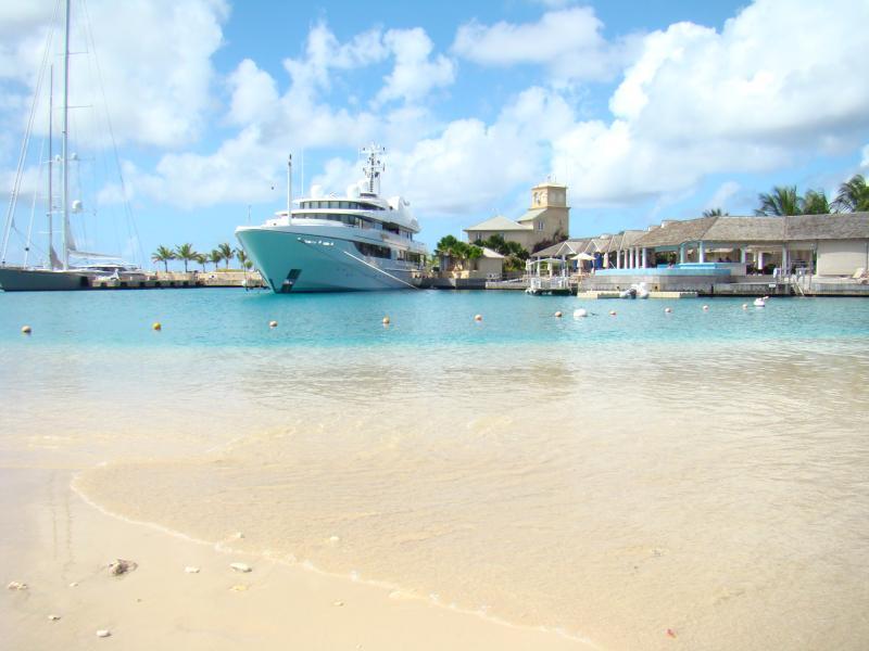 The marina @ Port St Charles