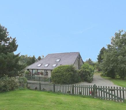 Stone Barn Cottage West Wales with hot tub - 23391, holiday rental in Llandysul