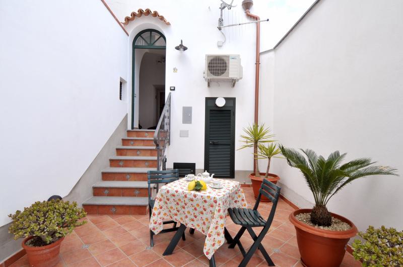 Tommaso House terrace