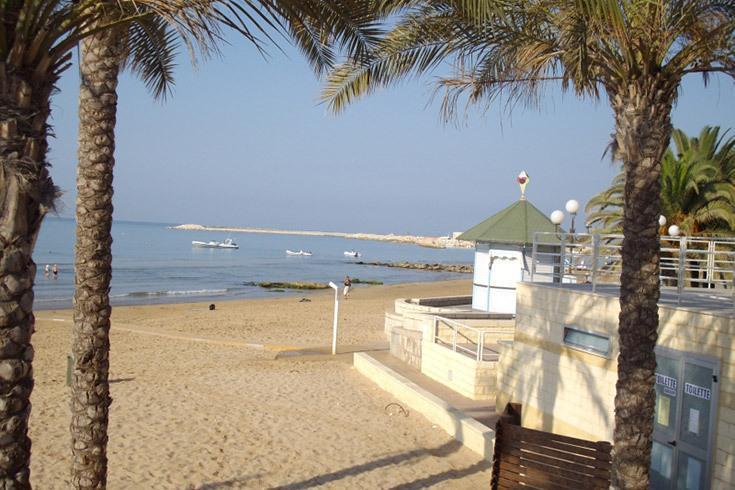 Marina di Ragusa - Beach