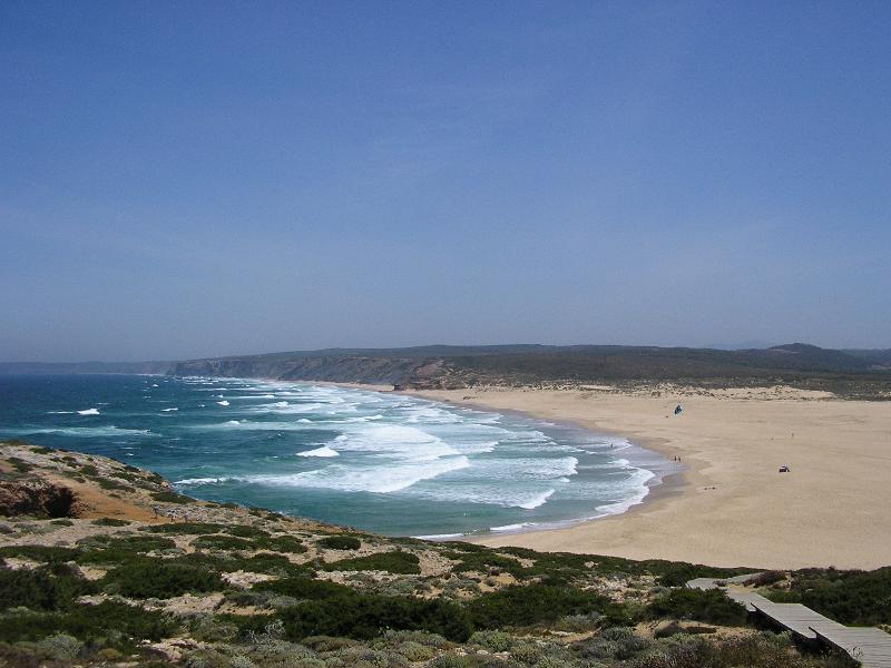 Praia do Bordeira (500 mts.from Apartment)