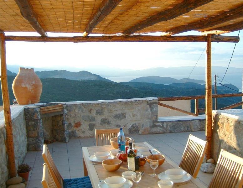 Tourloti House, location de vacances à Mokhlos