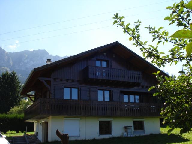 Grand Chalet, aluguéis de temporada em Haute-Savoie