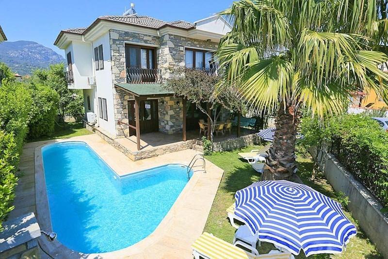 Villa istanbul - Dalyan, holiday rental in Dalyan