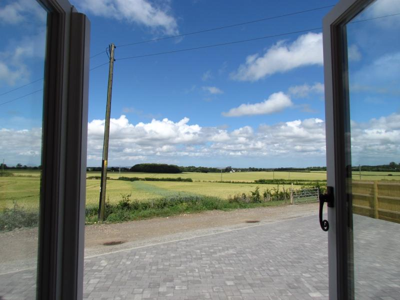 Stunning panoramic views await you at House Martin Cottage.