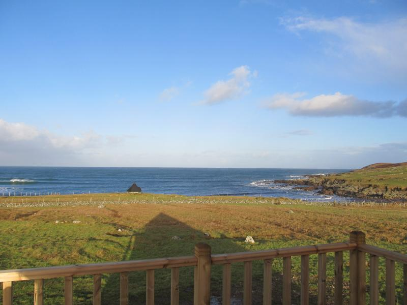 Hebridean Huts (Harebell Hut), vacation rental in Isle of Lewis