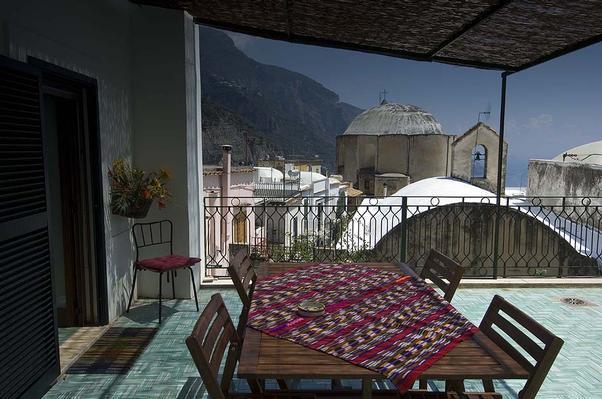 Casa Alma Positano, vacation rental in Positano