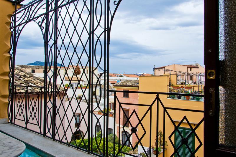 Terrazze Montevergini, Ferienwohnung in Palermo