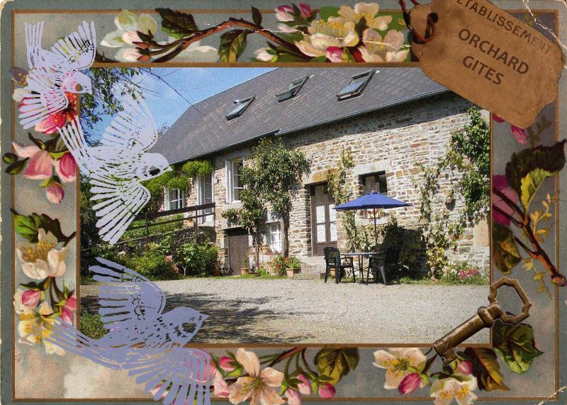 Welcome to Orchard Gites  and B&B in Lower Normandy on the border of Orne and Calvados.