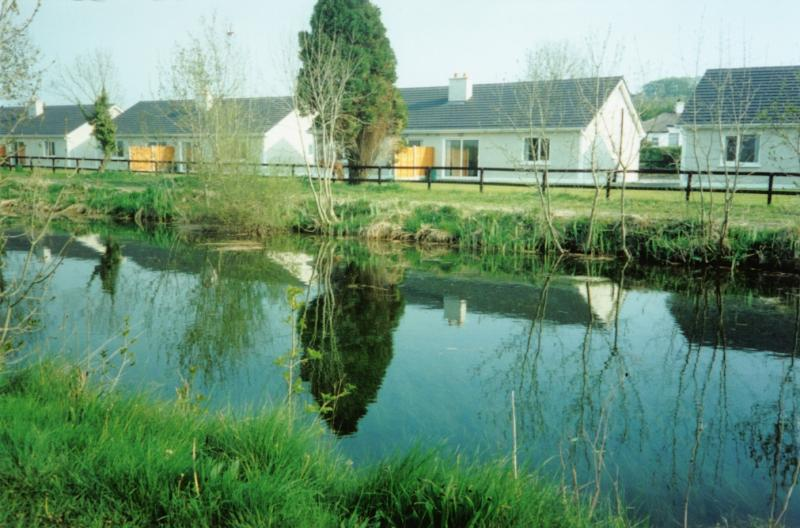Robertstown Holiday Village on The Grand canal