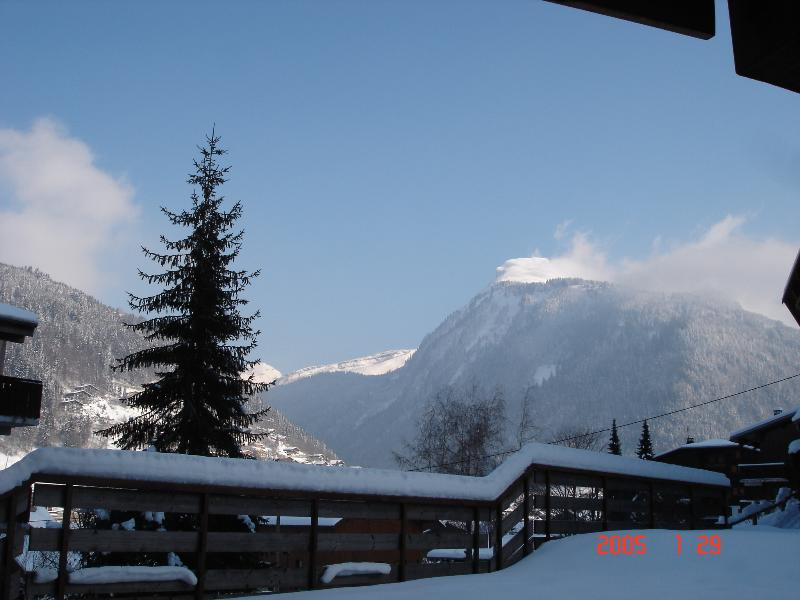 Apartment Corniche, vacation rental in Morzine