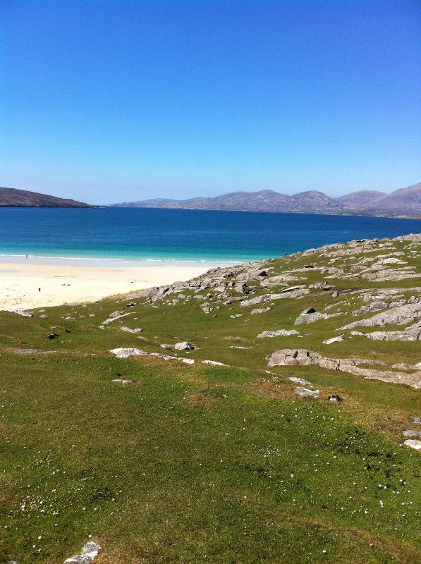 Harris Beaches are a short drive from Mol Ban, Urgha