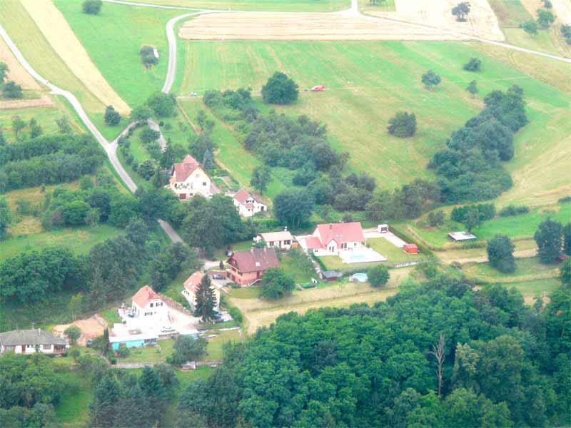 Gite Alsace-Le Jardin d'Elisa, holiday rental in Balbronn