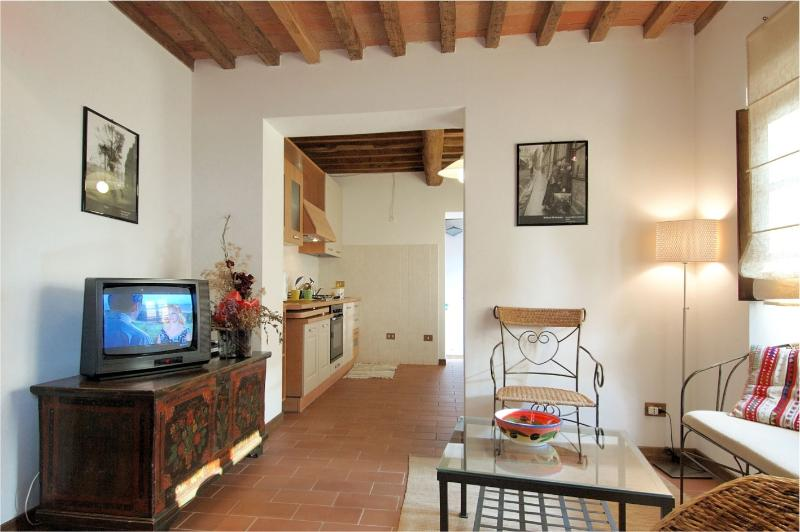 Small apt. Lisetta can also be rented