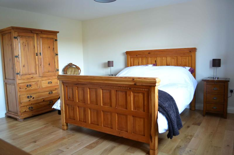 Downstairs double bed room