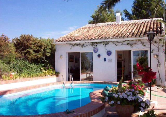 Casita Antone, vacation rental in Frigiliana
