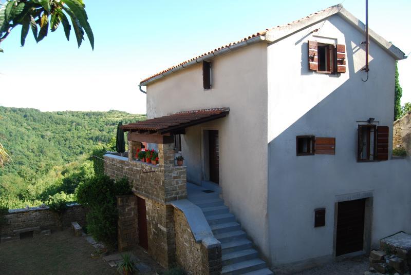 Casa della Vigna, holiday rental in Vizintini Vrhi