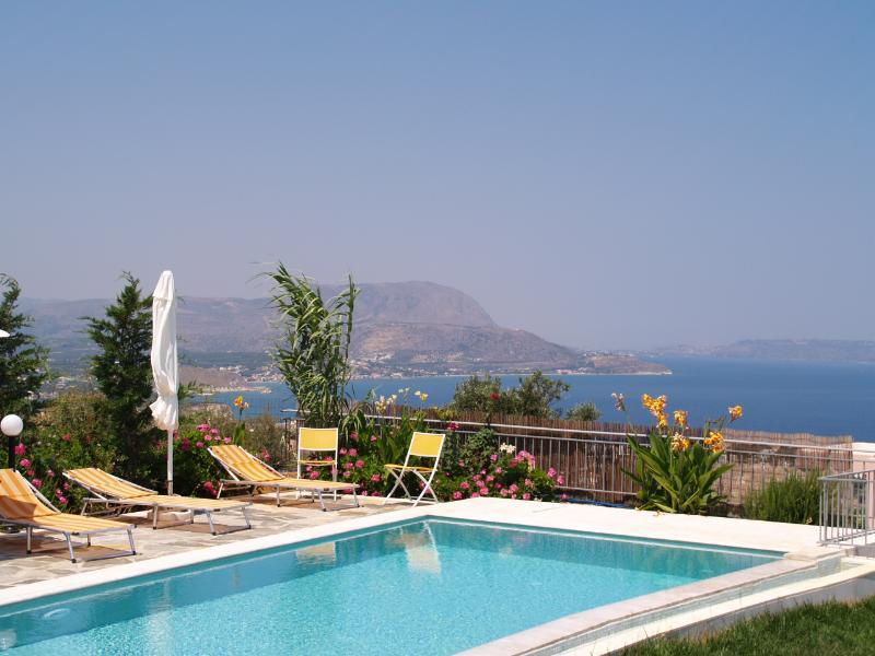 Bay View Villa 1 Pool and Sea View