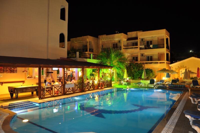 Verano memorias Hotel Apartments