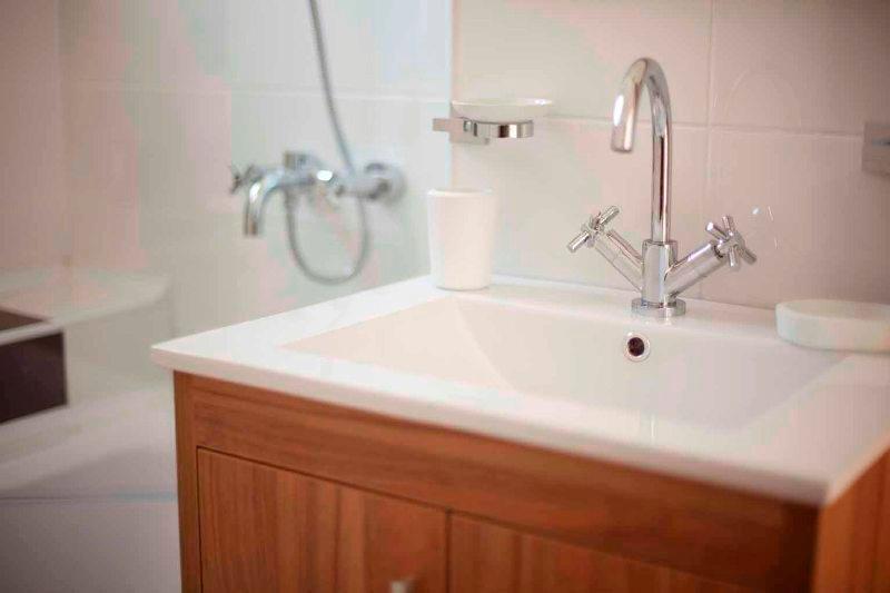 Accessori bagno moderno