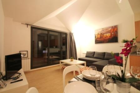 Precioso atico duplex Encamp, Ed. Bartra 3.9, holiday rental in Ordino