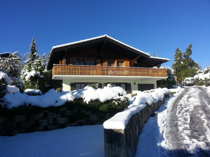 Front of Chalet Campanella