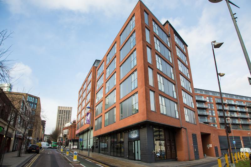 Latitude - 2B Bham City Centre, Ferienwohnung in Birmingham