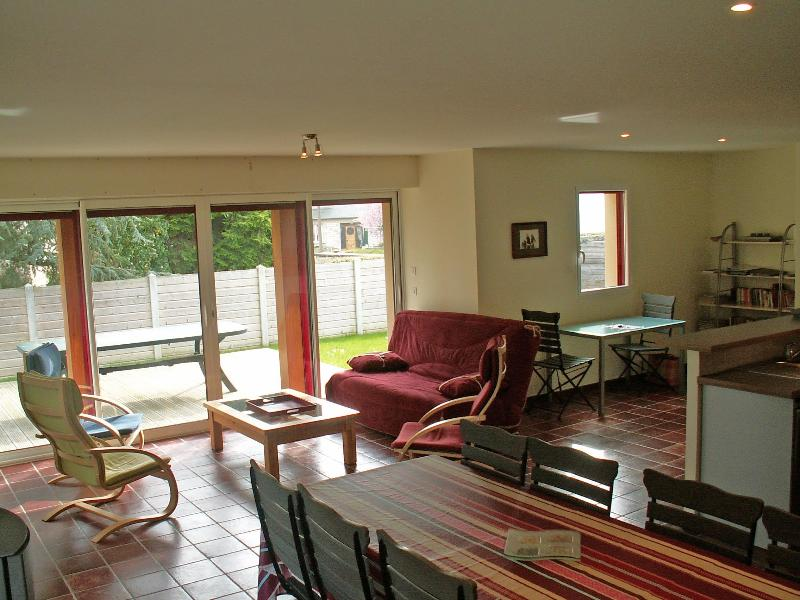 salón comedor - living comedor - wohnzimmer