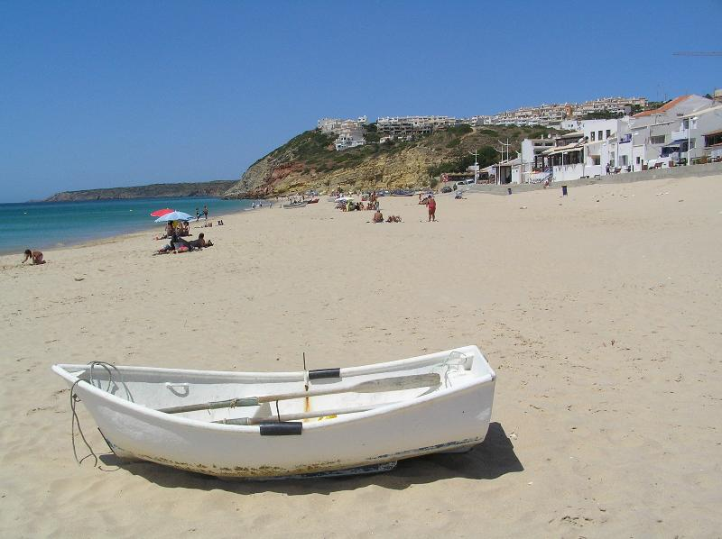 plage de Salema