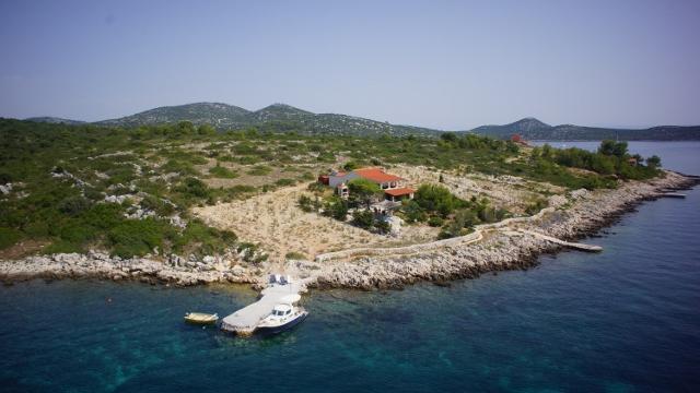 Villa Pauk, holiday rental in Kornat Island