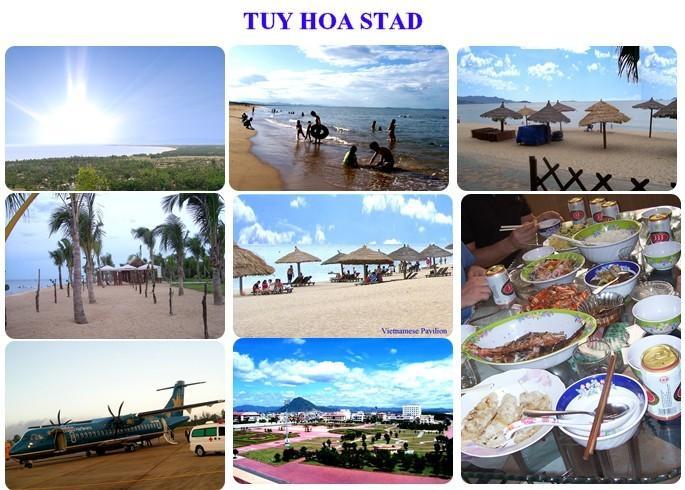 Scandia Resort & Tuy Hoa Beach