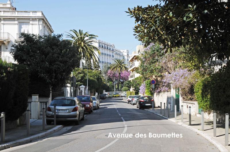 Avenue des Baumettes