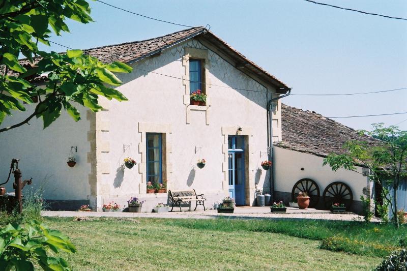 The house at Picot