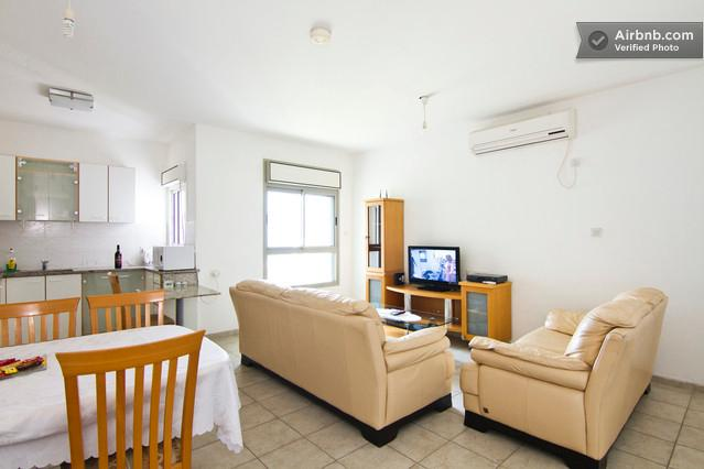 Beautiful vacation apt Haifa 9, vacation rental in Hof Carmel
