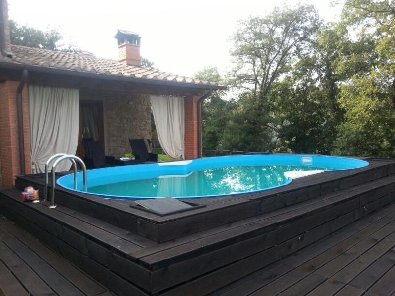 Villa Le Vignacce, holiday rental in Quota