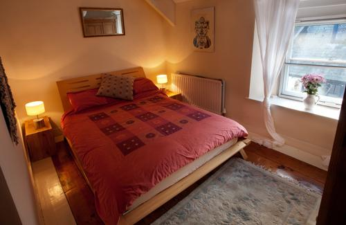 Spacious master  Bedroom, with large wardrobe and bedside tables