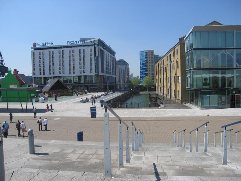 Nearby Excel Centre Complex