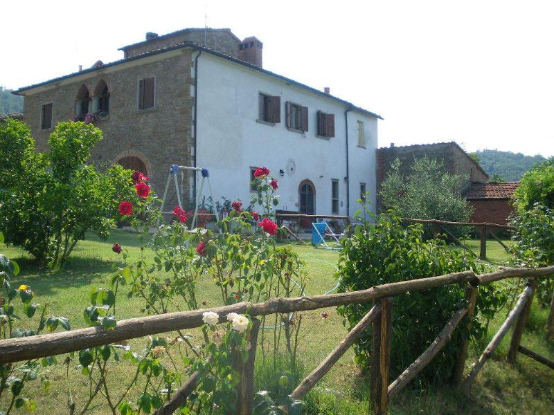 Agriturismo Villalba, holiday rental in Arezzo